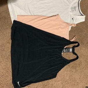 Nike Bundle tank tops !!